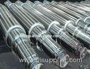 High Speed 4140 Cast Steel Rolls Forging precise testing , 15000mm Length