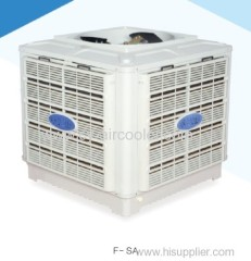 2014 new axial 18000 m3/h evaporative air cooler