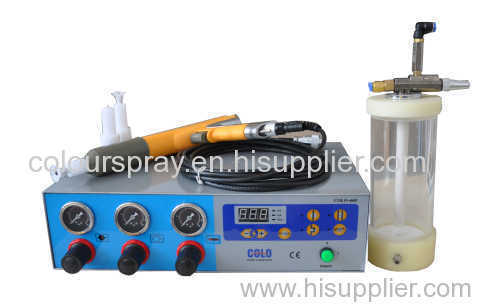 Portable Powder Spray System