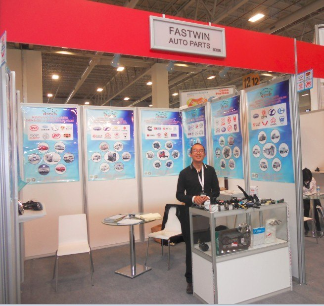 Fastwin Successed to enter Turkey Auto Parts Show at April.2014