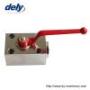 YJZQ high pressure ball valve YJZQ-J15B