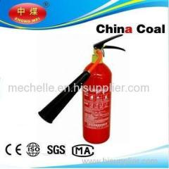 CO2 fire extinguisher china coal