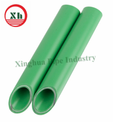 Popular PPR-AL-PPR Plastic Composite Pipe PN25(-40℃~95℃) 20-63mm