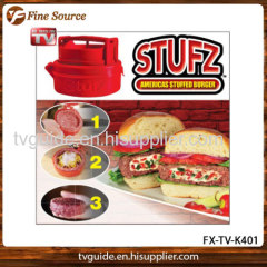 Stuffed Burger Maker perfect burger press