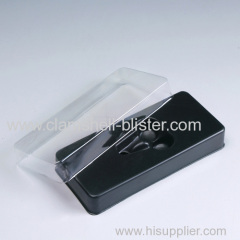 Plastic blister packaging for gift