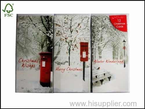 printing Christmas Greeting Cards
