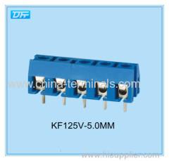 Qualität Klemmenblock zum Verkauf Reihenklemme pcb Anschlussverteiler China Klemmenblock PCB