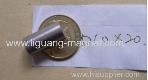 Cylinder sm2co17 magnet for speakers with high performance