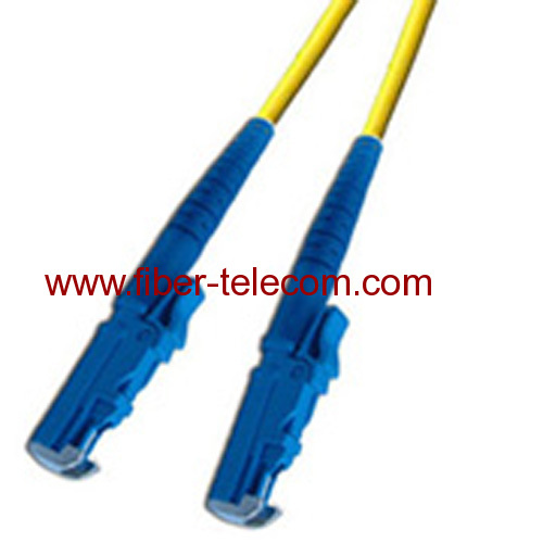 E2000-E2000 Single Mode Simplex Fiber Optic Patch Cord