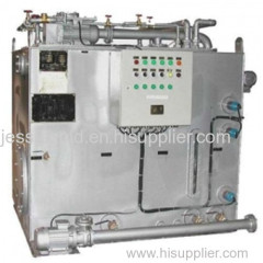 Sewage Water Treatment Equipment Hot Selling