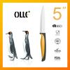 bi-color ceramic 5 inch utility knife