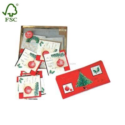 cute Christmas tree cards