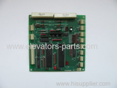 Fujitec Elevator Lift Parts BC7 C1A PCB Circuit Board