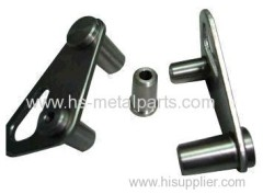 OEM cnc machined parts & metal stamped parts with CNC machine
