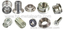 Custom precision CNC machined parts