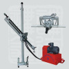 ZYJ Frame column type hydraulic rotary drill rig