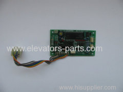 Fujitec elevator parts BC10 good quality PCB