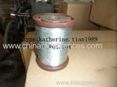 galvanized spool wire factory