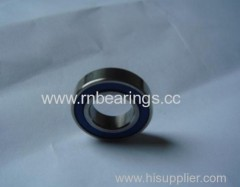 S608 2RS Stainless steel ball bearings 8X22X7mm
