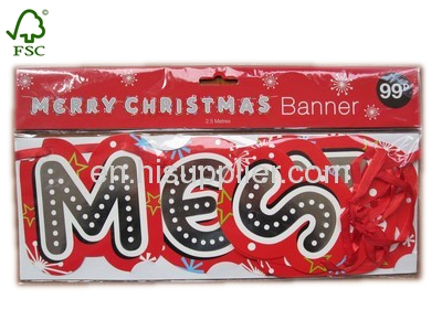 Bunting Pack Christmas Banners