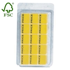 dollars price paper Adhesive LABEL