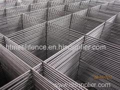 reinforced concrete wire mesh panel reinforced concreted wire mesh