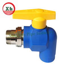 Female Ball Valve with Union 20*1/2''-32*1''