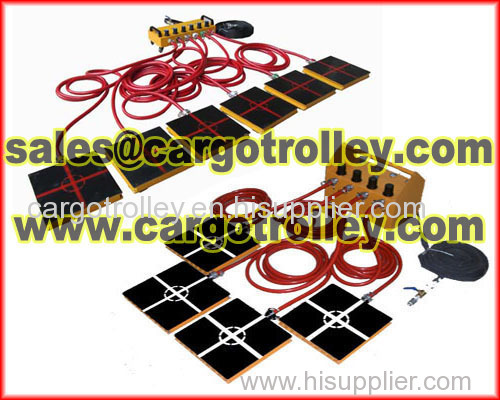 Air casters price list and pictures