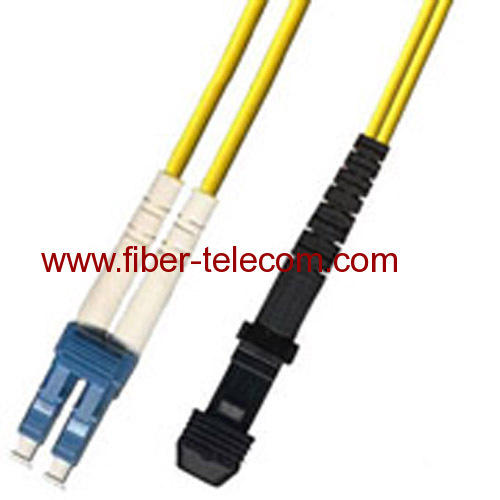 LC-MTRJ Single Mode Duplex Fiber Optic Patch Cord