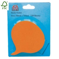 memo pad&notepad&sticky pad&self-adhesive notes