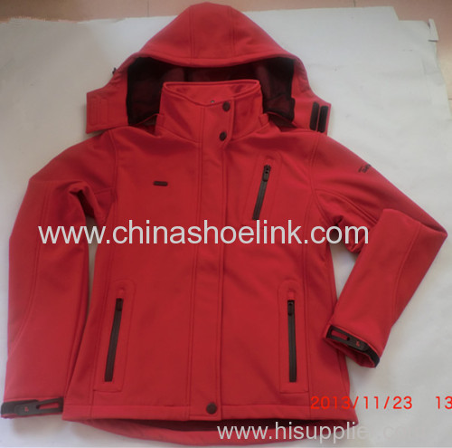 2014 China jacket factory