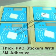Custom Silkscreen Print PVC Stickers for Screen,PVC Stickers With 3M Adhesive,Vinyl Stickers Coated with 3M Adhesive