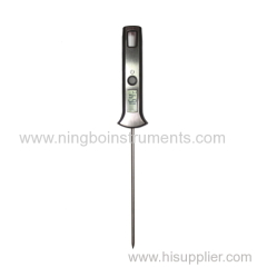 stainless steel digital thermometer
