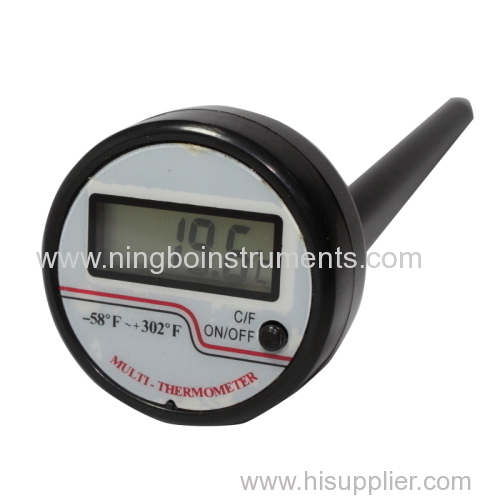 Digital thermometer 90 rotation head