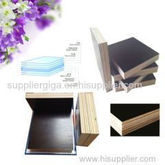 Exported to Middle East brown 16mm core veneer container flooring plywood