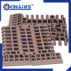 Modular plastic conveyor Belts Flush Grid 1000 With POM material