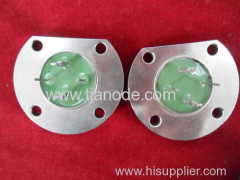 connectors hermetic glass to metal product