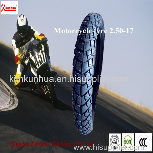 Hot sale 2.50-17 motorcycle tire