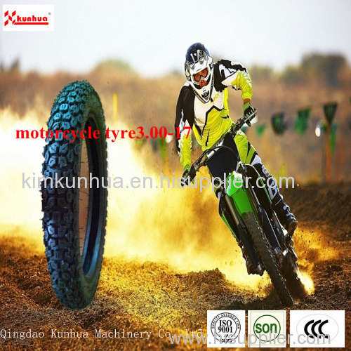 Motorcycle tyre used for high way