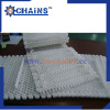 plastic beverage modular conveyor belt for conveyor system