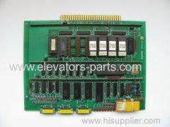 Fujitec elevator parts CP7A(00)C1 lift parts PCB