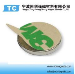 Permanent magnets with 3M Adhesive