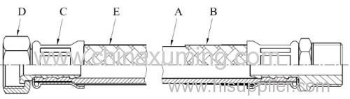 Fibre Wire Weaving Hose