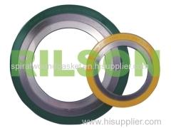 Graphite Spiral Wound Gasket RS1