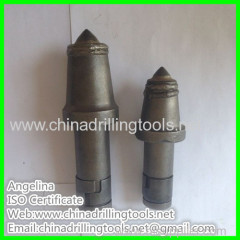 hardness rotary drilling carbide tool bit for trenching