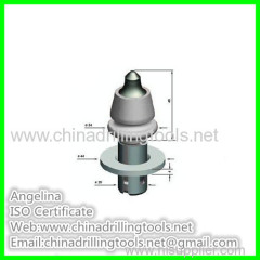 round shank Road carbide drilling bits