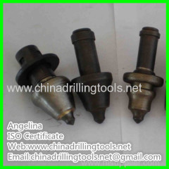 hardness carbide tip conical cutter bit