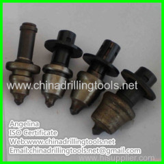 Round Shank Tungsten Carbide conical cutter picks