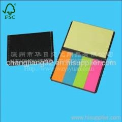 Sticker self-adhesive notes Pad set
