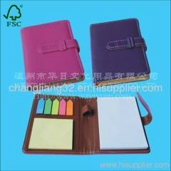 PU self-adhesive notes Pad set
